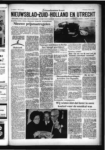 Schoonhovensche Courant 1964-01-22