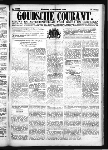 Goudsche Courant 1936-12-07