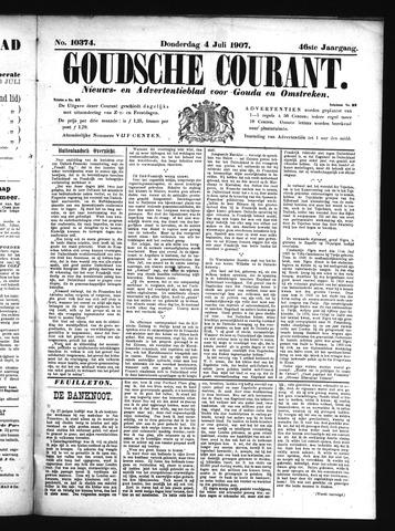 Goudsche Courant 1907-07-04