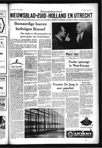 Schoonhovensche Courant 1971-03-24