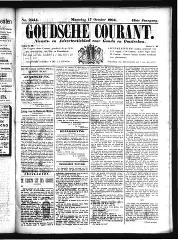 Goudsche Courant 1904-10-17