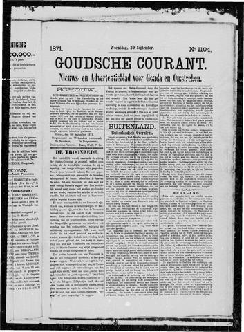 Goudsche Courant 1871-09-20