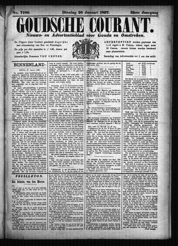Goudsche Courant 1897-01-26