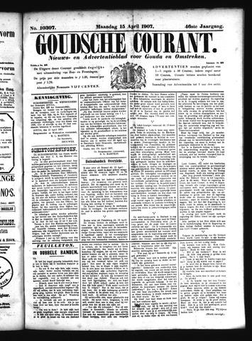 Goudsche Courant 1907-04-15