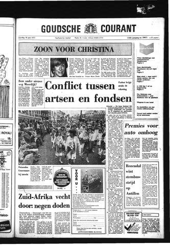 Goudsche Courant 1977-06-18