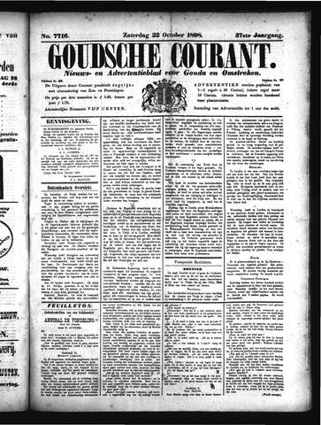 Goudsche Courant 1898-10-22