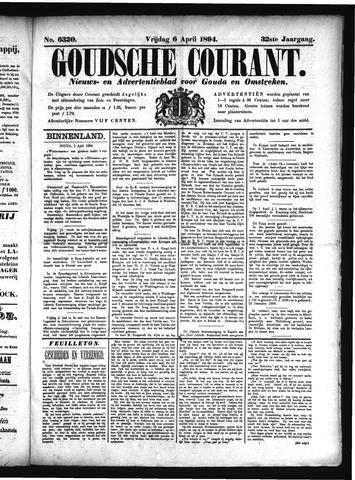 Goudsche Courant 1894-04-06