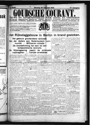Goudsche Courant 1933-02-28