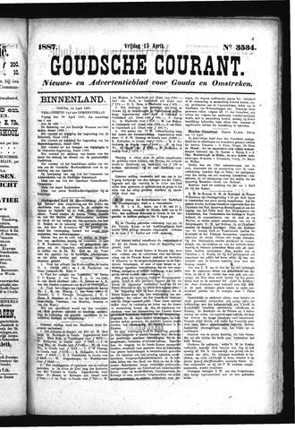 Goudsche Courant 1887-04-15