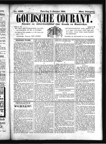Goudsche Courant 1901-01-05