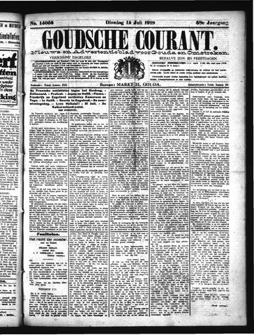Goudsche Courant 1919-07-15