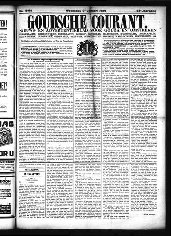 Goudsche Courant 1926-01-27