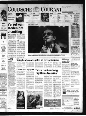 Goudsche Courant 2004-07-10
