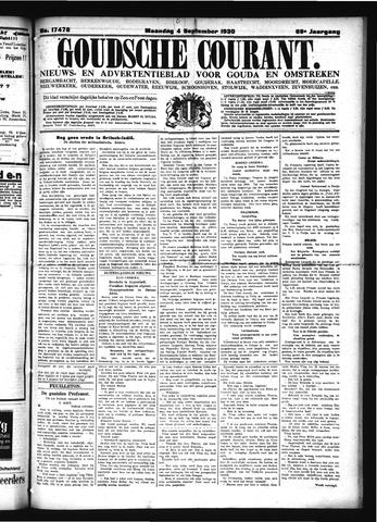 Goudsche Courant 1930-09-08