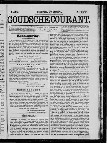 Goudsche Courant 1868-01-30