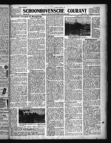 Schoonhovensche Courant 1944-03-24