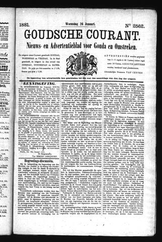 Goudsche Courant 1881-01-26