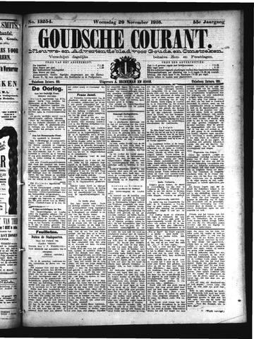 Goudsche Courant 1916-11-29