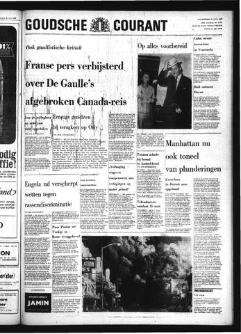 Goudsche Courant 1967-07-27