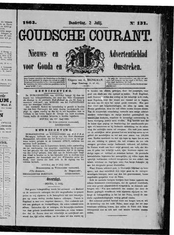 Goudsche Courant 1863-07-02