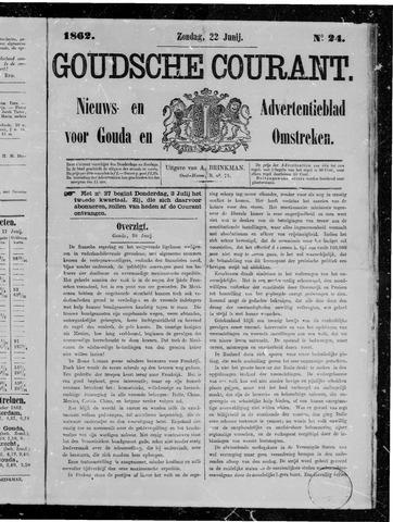Goudsche Courant 1862-06-22