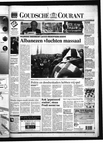 Goudsche Courant 1999-03-22