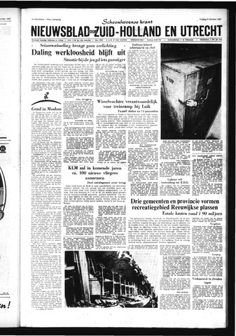 Schoonhovensche Courant 1967-10-06