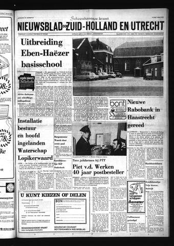 Schoonhovensche Courant 1974-03-01