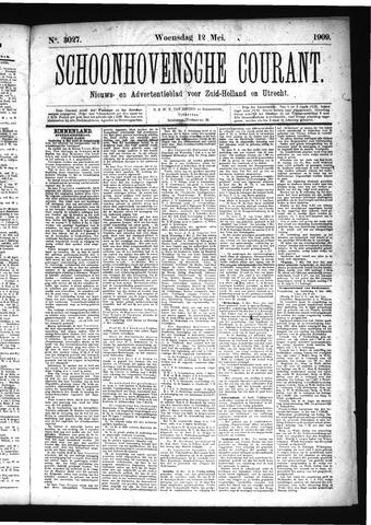 Schoonhovensche Courant 1909-05-12