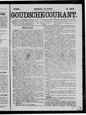Goudsche Courant 1867-10-24