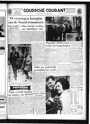 Goudsche Courant 1965-04-21