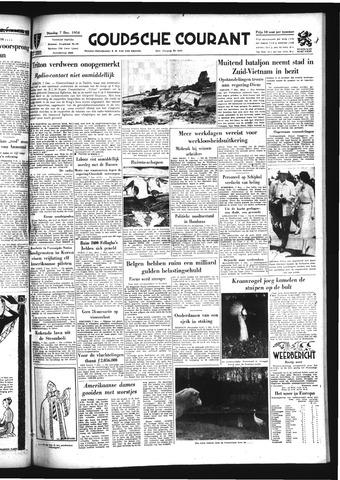 Goudsche Courant 1954-12-07