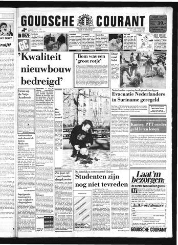 Goudsche Courant 1986-12-09
