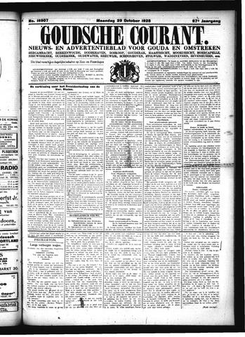Goudsche Courant 1928-10-29