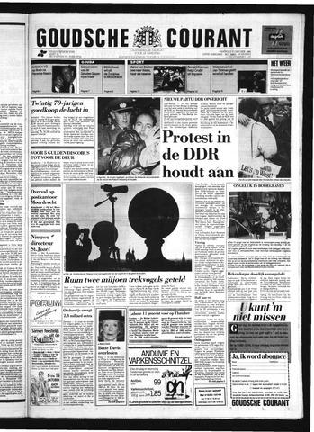 Goudsche Courant 1989-10-09