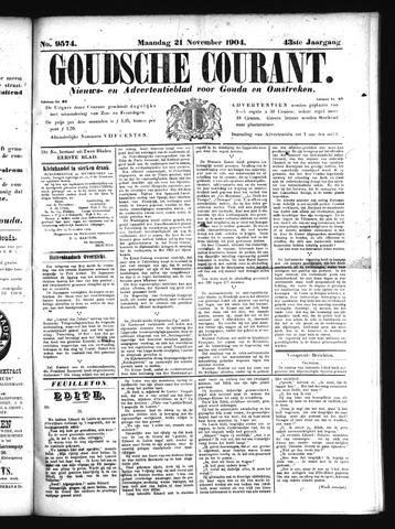 Goudsche Courant 1904-11-21