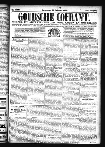 Goudsche Courant 1922-02-23