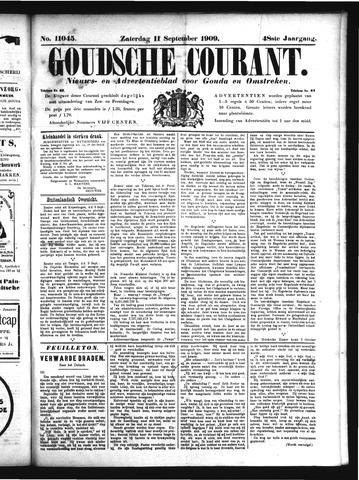 Goudsche Courant 1909-09-11