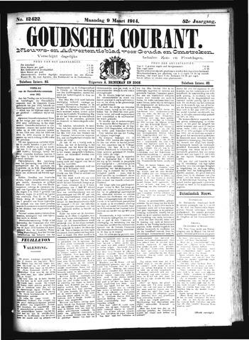Goudsche Courant 1914-03-09