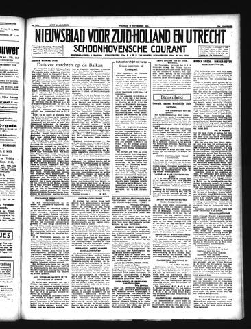 Schoonhovensche Courant 1941-09-19