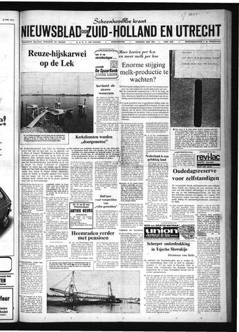 Schoonhovensche Courant 1972-05-17