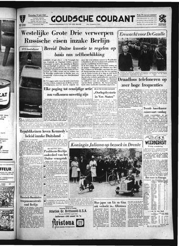 Goudsche Courant 1961-07-19