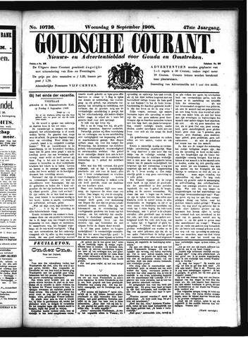 Goudsche Courant 1908-09-09