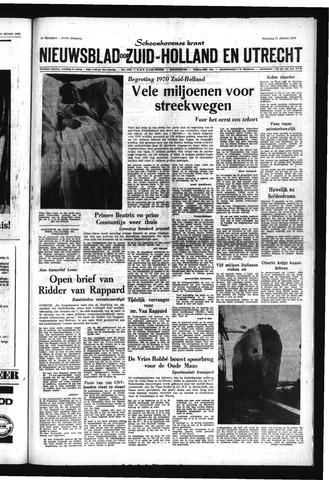 Schoonhovensche Courant 1969-10-27
