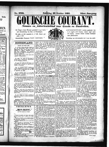 Goudsche Courant 1895-10-26