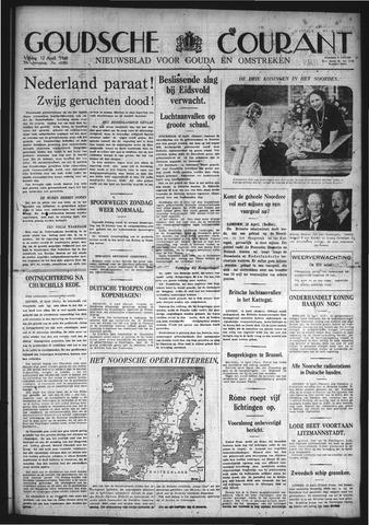 Goudsche Courant 1940-04-12