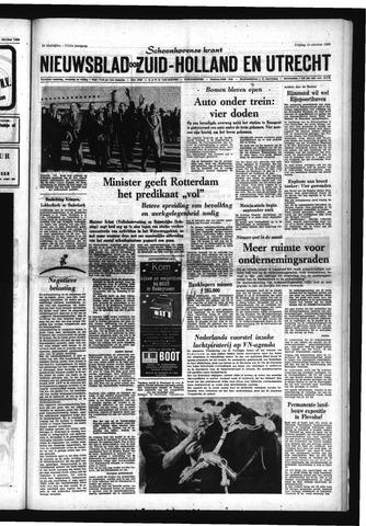 Schoonhovensche Courant 1969-10-10