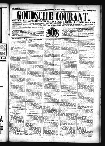 Goudsche Courant 1927-06-08