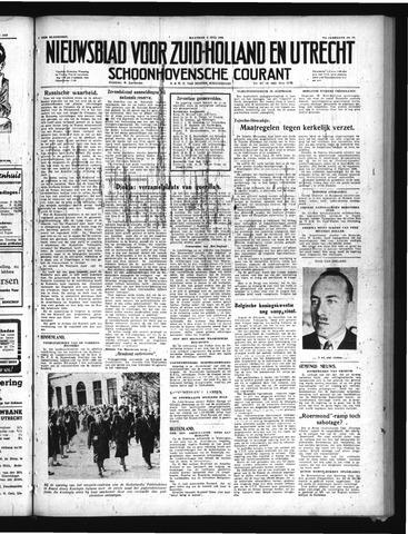 Schoonhovensche Courant 1949-07-04