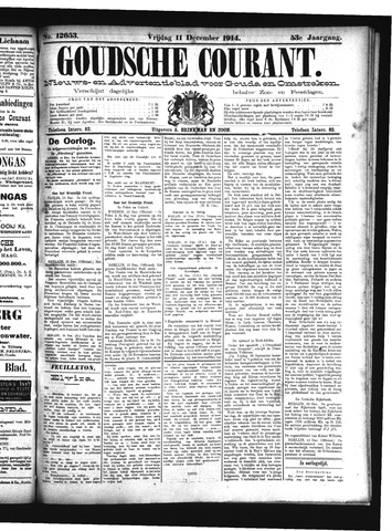 Goudsche Courant 1914-12-11